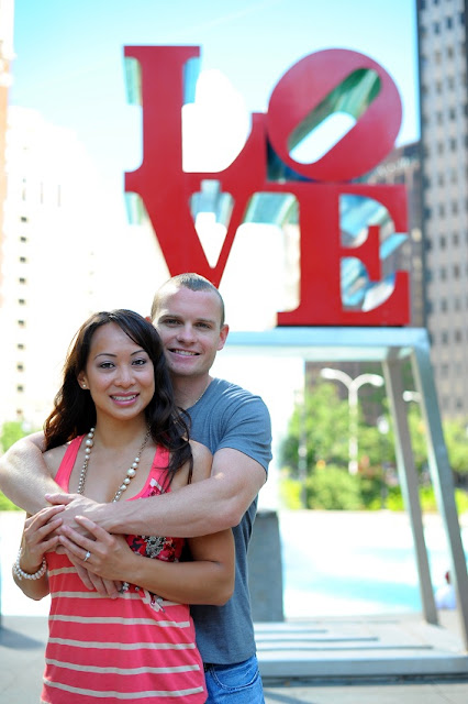 Philly Engagement Pictures {Kim Greenspan Photography}