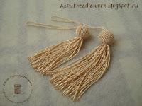 Шарик: плетение бисером