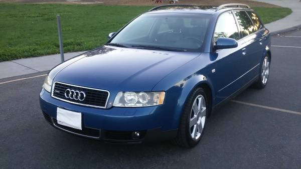 Daily Turismo Seller Submission 2003 Audi A4 Avant