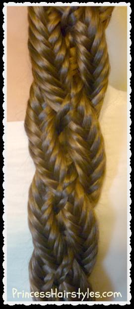 centipede braid hairstyle tutorial