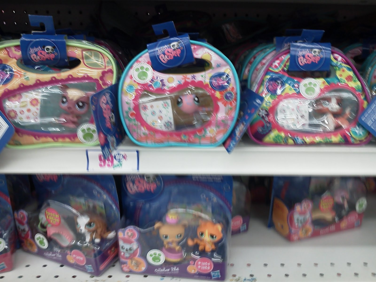 Fresno Frugalista Littlest Pet Shop at the 99 cent Store