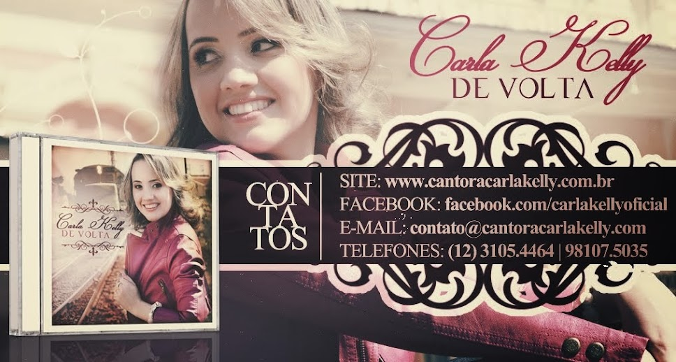 BLOG OFICIAL - CANTORA CARLA KELLY
