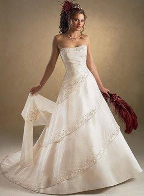 Jojos4eva your blog description for Paying for a wedding dress