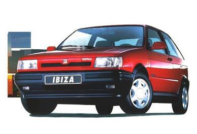 Seat Ibiza Mk1 New Style