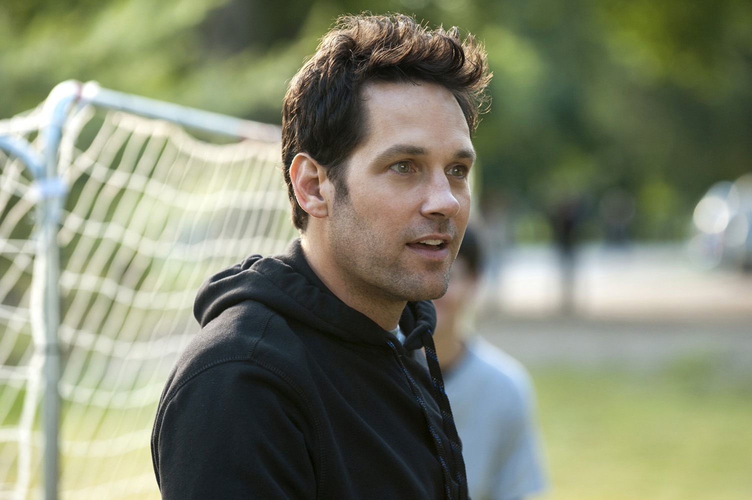 "Paul Rudd, Naturally Comic In ""Admission"""