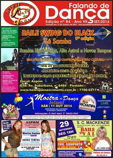 Leia on line a ed 84 (Setembro/2014)