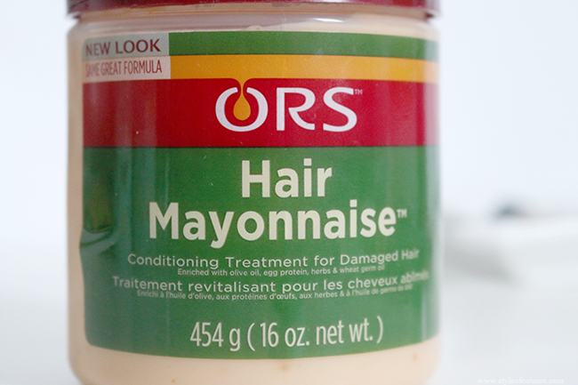 ORS Hair Mayonnaise Review