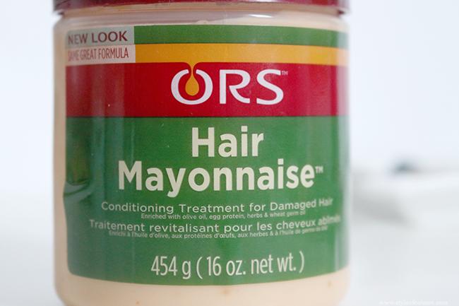ORS Hair Mayonnaise Review