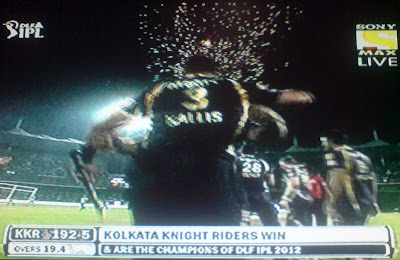 IPL 2012 Winner