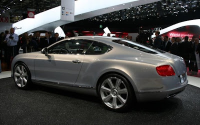 Bentley-Continental-GT-Side-View