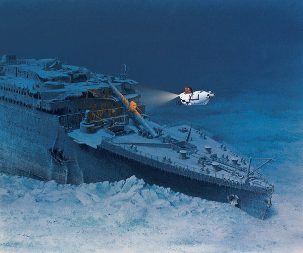 Titanic Wallpaper: World Today Will Be The History: The Memory Of Titanic