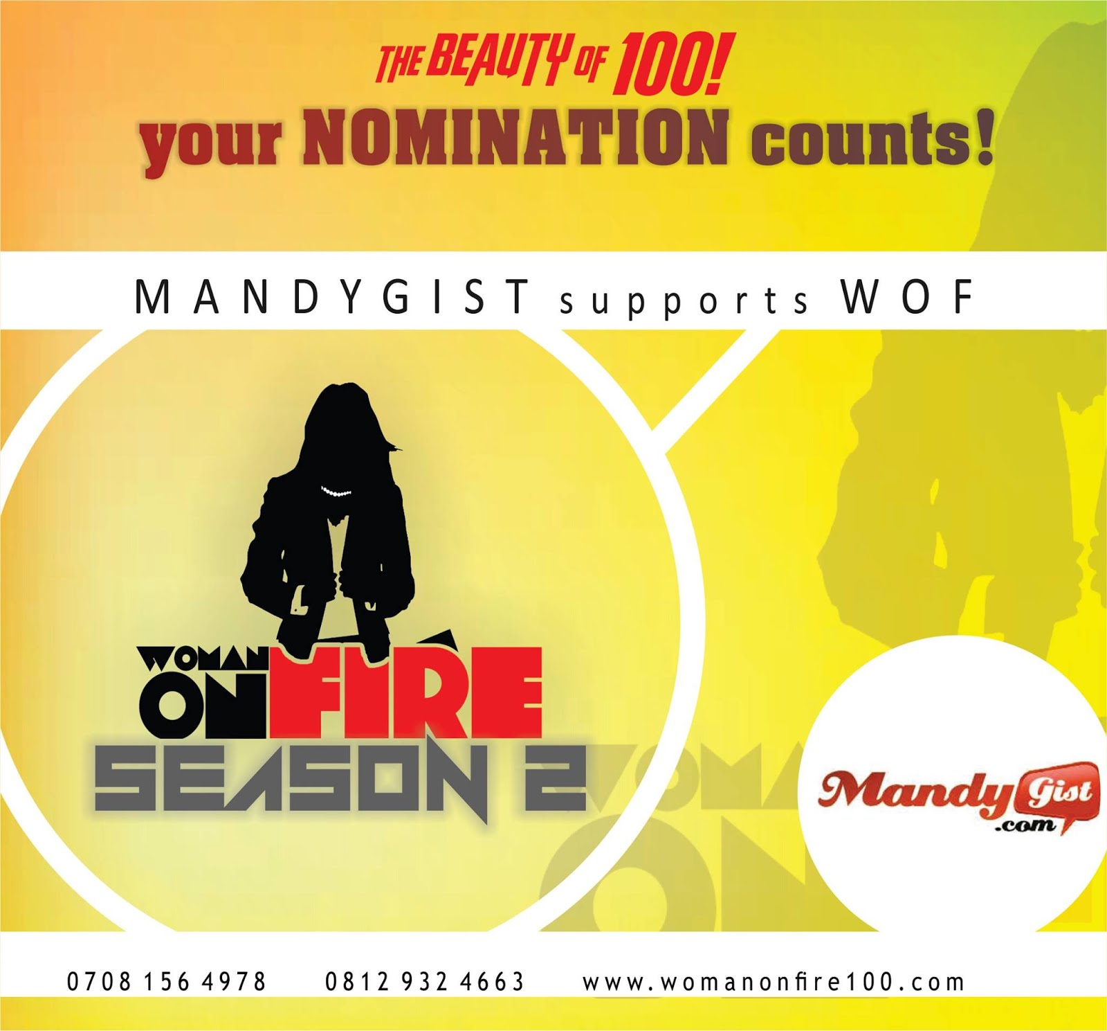 MandyGist Support WOF season 2