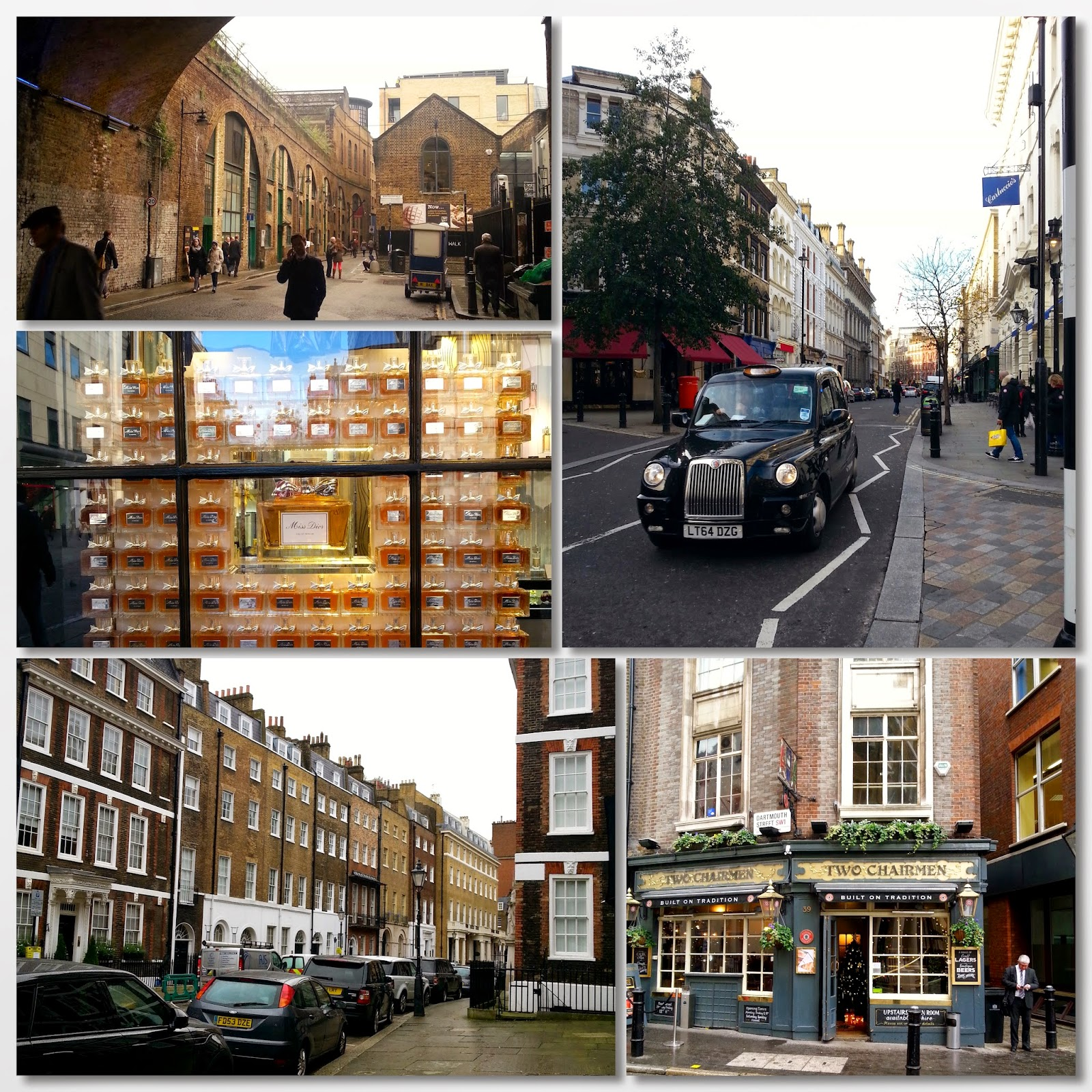 Take spontaneous detours (29 Things I Learned in London) @TheBareMidriff