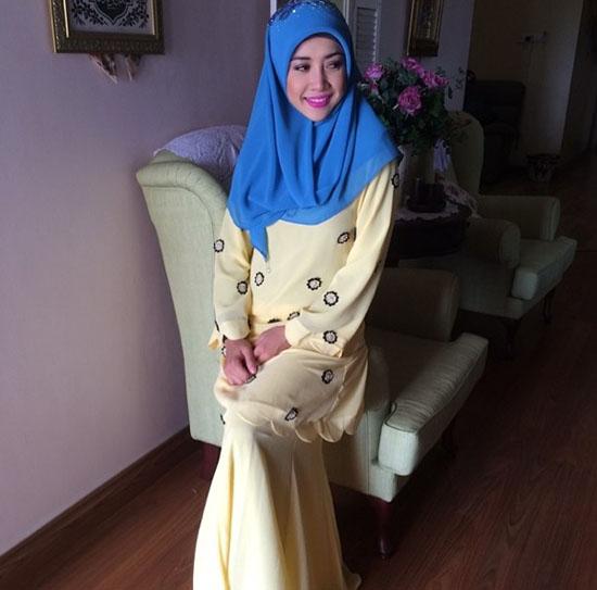 Senarai selebriti cun malaysia bertudung 2014