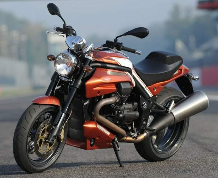 Millepercento BB1 Moto Guzzi Big Bore