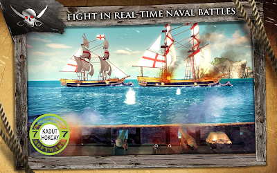 Download Game Assassin's Creed Pirates 1.2.0 MOD APK+DATA For Android