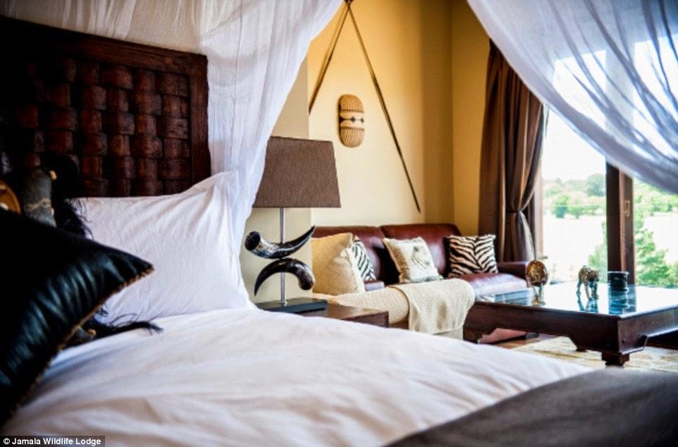 غرفة النوم الملكية