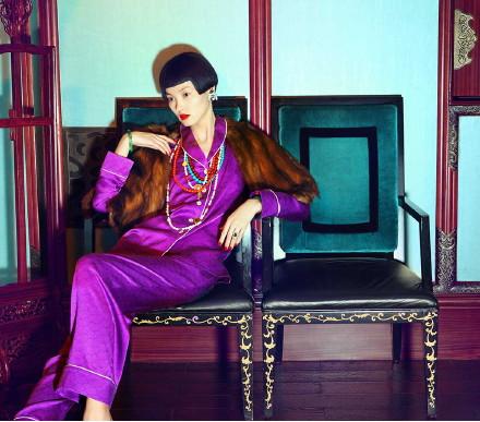 olivia von halle fall winter 2013 shanghai inspired frou frou fashionista luxury lingerie. Black Bedroom Furniture Sets. Home Design Ideas