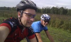 gezamenlijke fietsronde