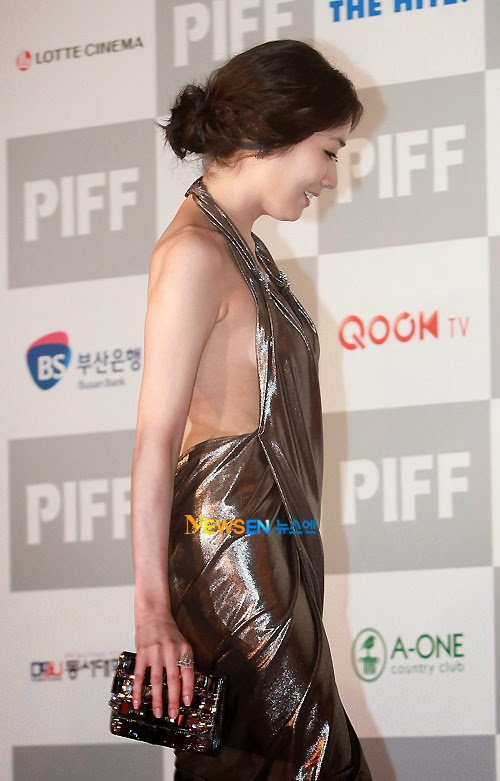 Choi Jung Won (최정원) - 15th Busan International Film Festival (BIFF 2010) from 07 October to 15 October 2010