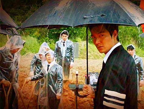 Sinopsis Film Korea Gangnam Blues 2015 (Lee Min-ho, Kim Rae-won)