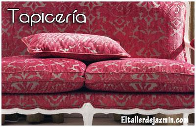 Informe las telas en la decoraci n - Telas de tapicerias para sofas ...