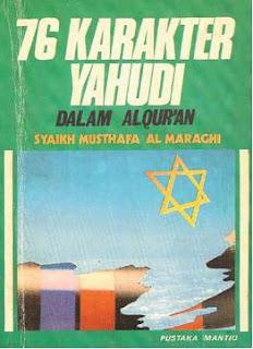 76 Karakter Yahudi dalam Qur'an