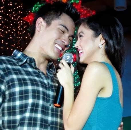 Meanwhile, KimXi's new movie Bride for Rent is now showing nationwide