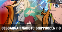 Naruto Shippuden HD