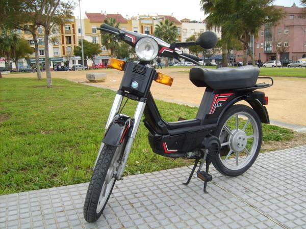 Mi nueva moto Vespino+alx