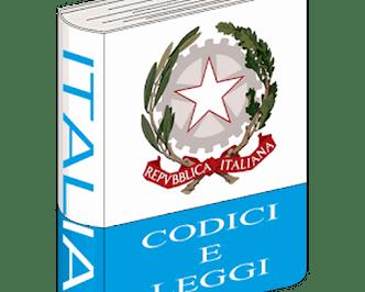 Codici e Leggi