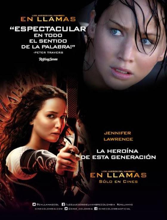 estreno-película-LOS-JUEGOS-DEL-HAMBRE-EN-LLAMAS