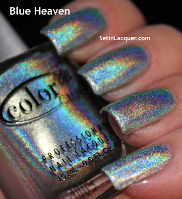 Color Club Halo Hues - Blue Heaven