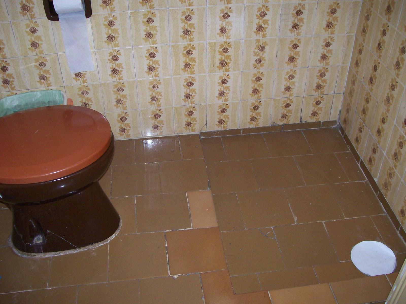 Máh Casati: Reforma banheiro antes e depois #362419 1600 1200