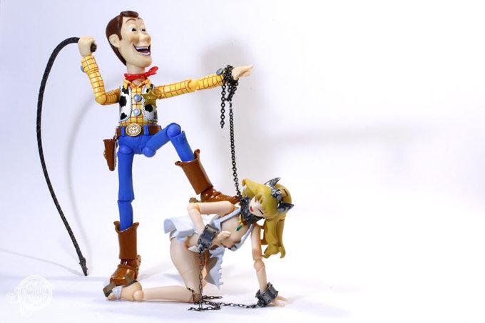 Weak Thrust: Better Know a Meme: Creepy Woody