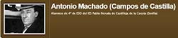 Los de 4º recitan a Machado