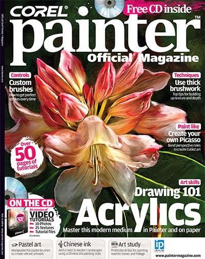 Corel Painter Magazine Issue 21