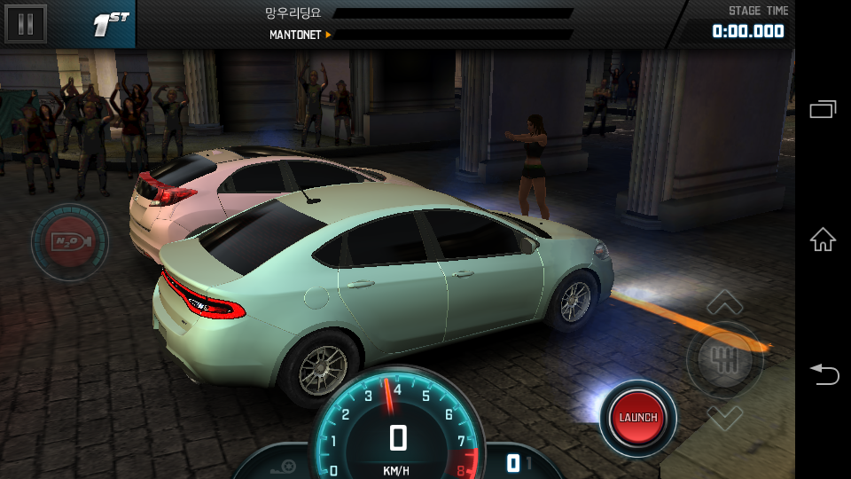 Fast & Furious 6 the Game Apk Data