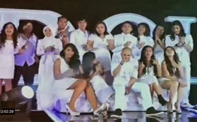 15 Kontestan Indonesian Idol 2014 Bersaing di Babak Spektakuler