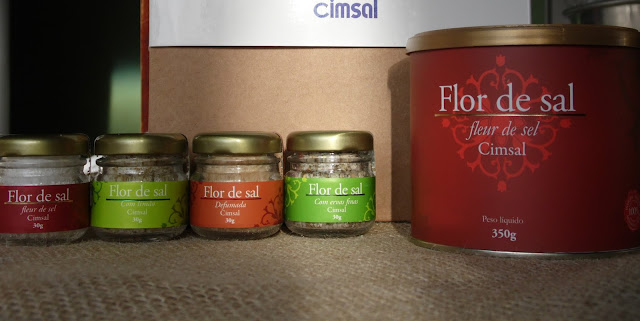 Flor de sal CimSal