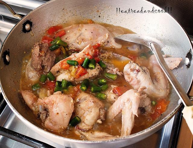 peshawari karahi chicken recipe