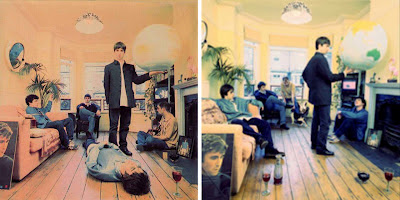 18 años de DEFINITELY MAYBE