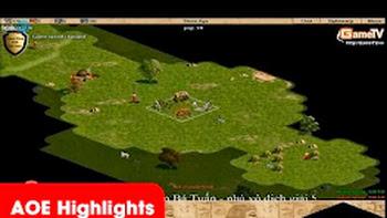 AOE Highlights - Solo Assy, game đấu đánh 7A mẫu mực của Dinosaur