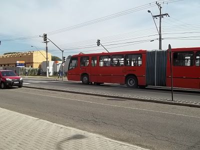 Curitiba- Transporte Coletivo