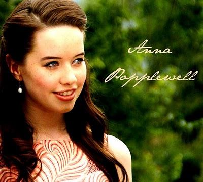 Anna Popplewell Wallpaper Anna Popplewell Wallpaper