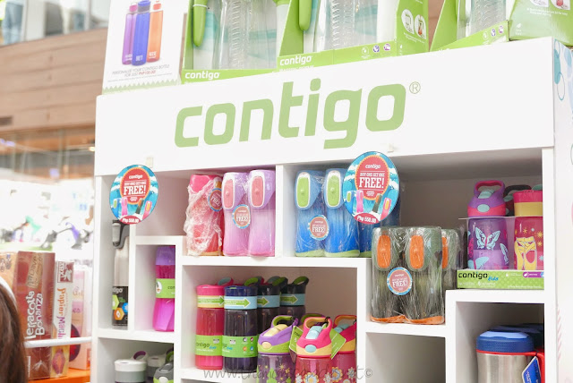 Contigo for sale at Manila bazaar