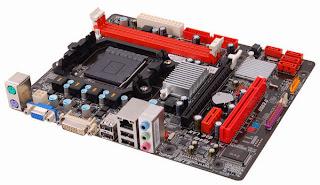 Motherboard Biostar TA960D+