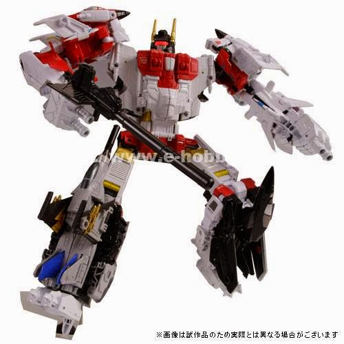 Transformers Unite Warriors UW-01 Superion official image 00