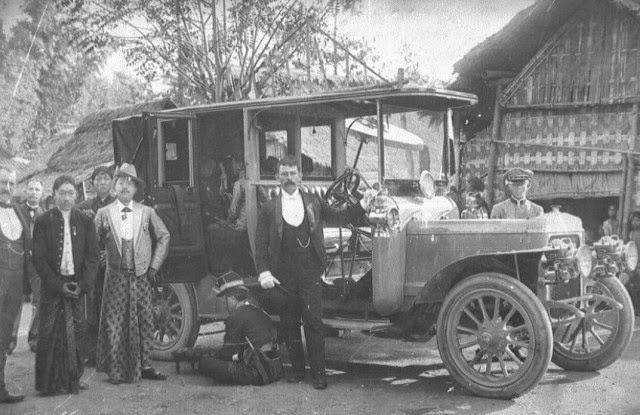 Pakubuwono X Car