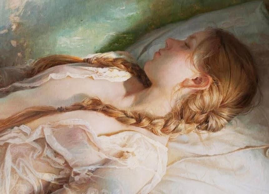 MUJERES DORMIDAS Mujeres-dormidas-pinturas-al-oleo+(6)